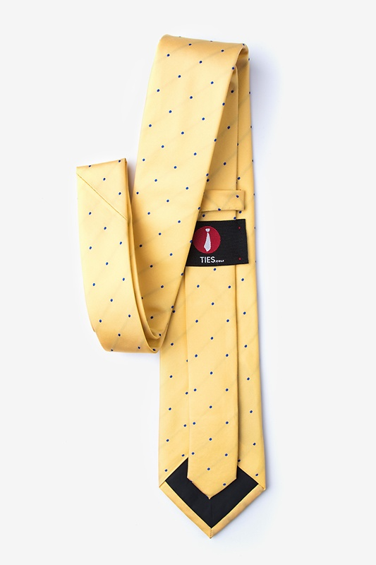 Griffin Yellow Tie
