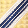 Yellow Silk Melville Tie