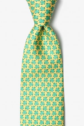 _Micro Sea Turtles Tie_