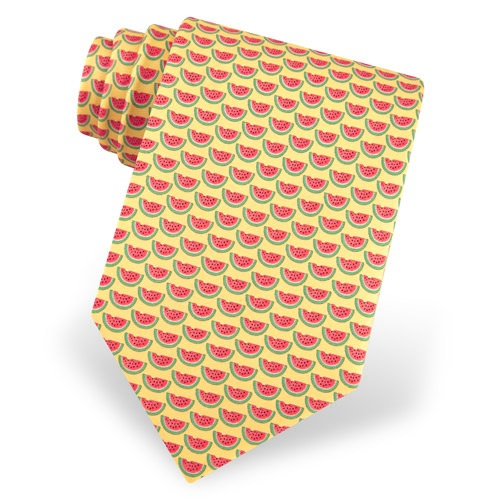 Micro Watermelon Tie by Alynn Novelty