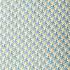 Yellow Silk Mill Tie