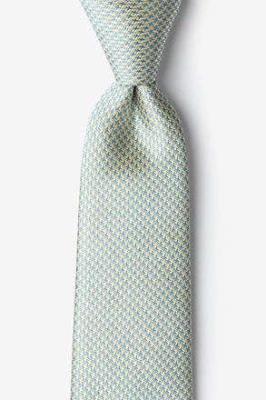 Mill Yellow Tie