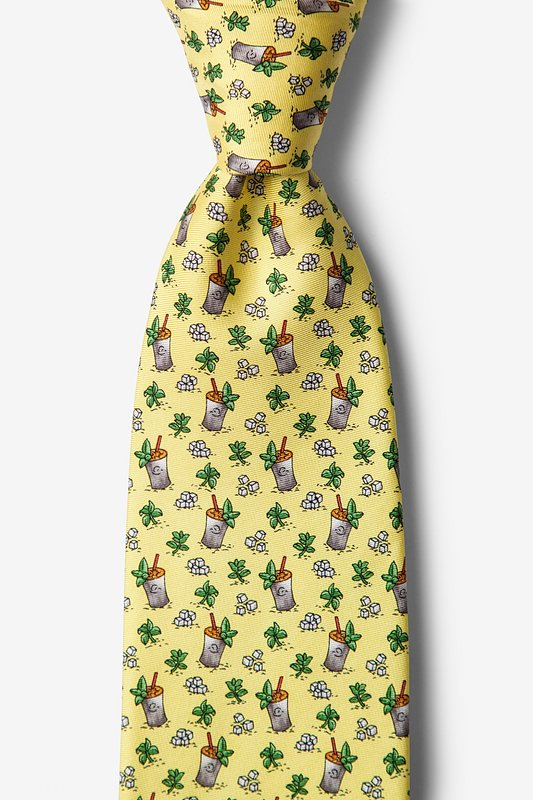 Mint Julep Afternoon Tie Photo (0)