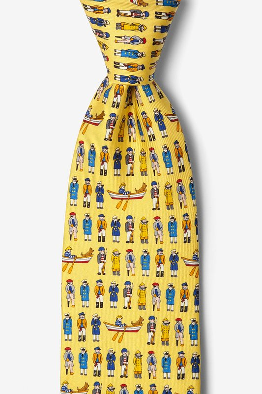 Old Salts & Sea Dogs Tie