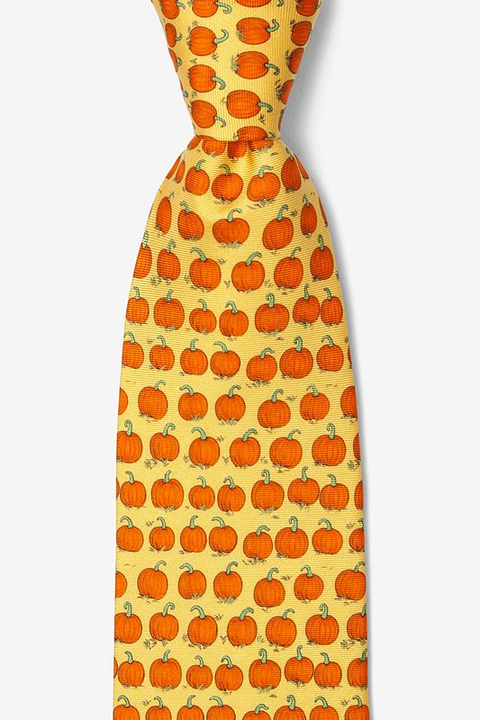 Pumpkin Patch Tie