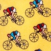 Yellow Silk Road Race Tie