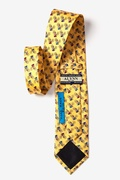 Road Race Yellow Tie Photo (1)