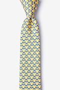 Scales Of Justice Skinny Tie Photo (0)