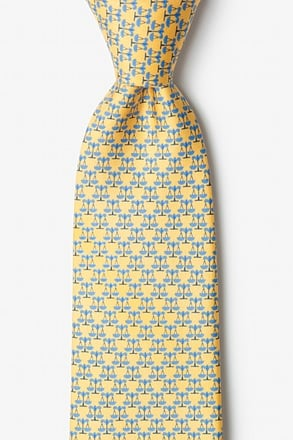 Scales Of Justice Tie