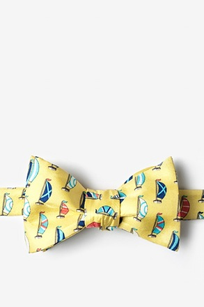 Seas the Day Self-Tie Bow Tie