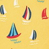 Yellow Silk Smooth Sailing Tie