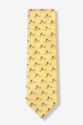 Special Delivery Yellow Tie Photo (1)