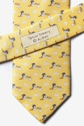 Special Delivery Yellow Tie Photo (3)