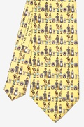 The Dinner Guests Tie by Alynn Novelty