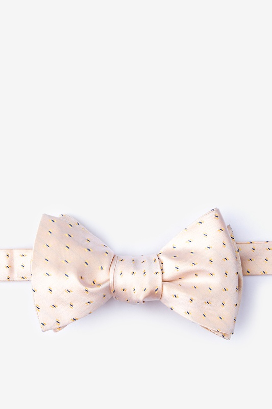 Trinity Self-Tie Bow Tie Photo (0)