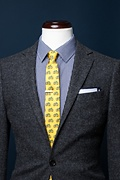 Two Tire-d Skinny Tie